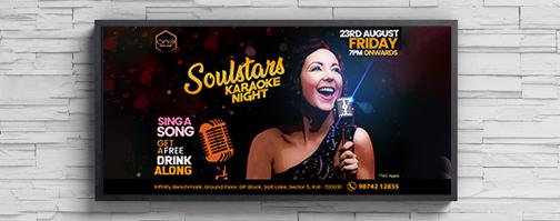 OSL <span>Friday Night</span> <br>Karaoke